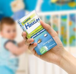 Productos contra piojos para bebes